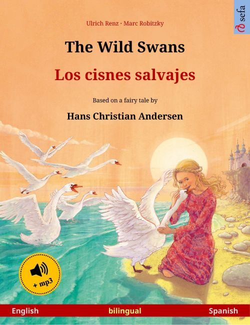 Cover 'The Wild Swans'